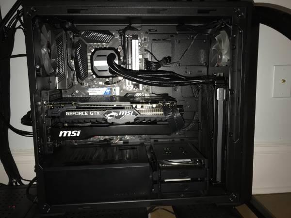 Photo of Intel i7-7700k & MSI Z270 Gaming Pro Carbon