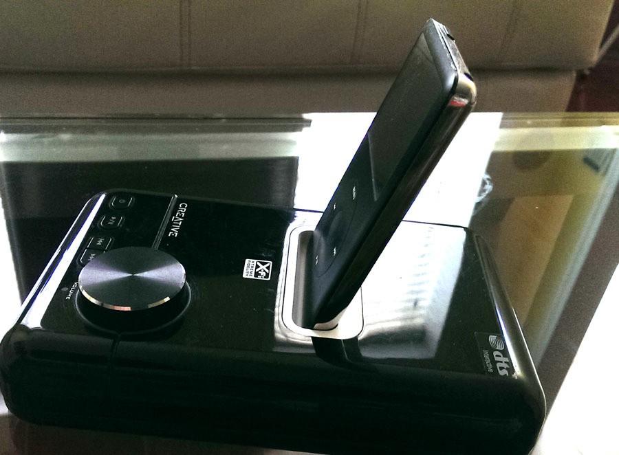Photo of ipod 80gb with Creative X-Dock multi-room audio (Sonos alternative)