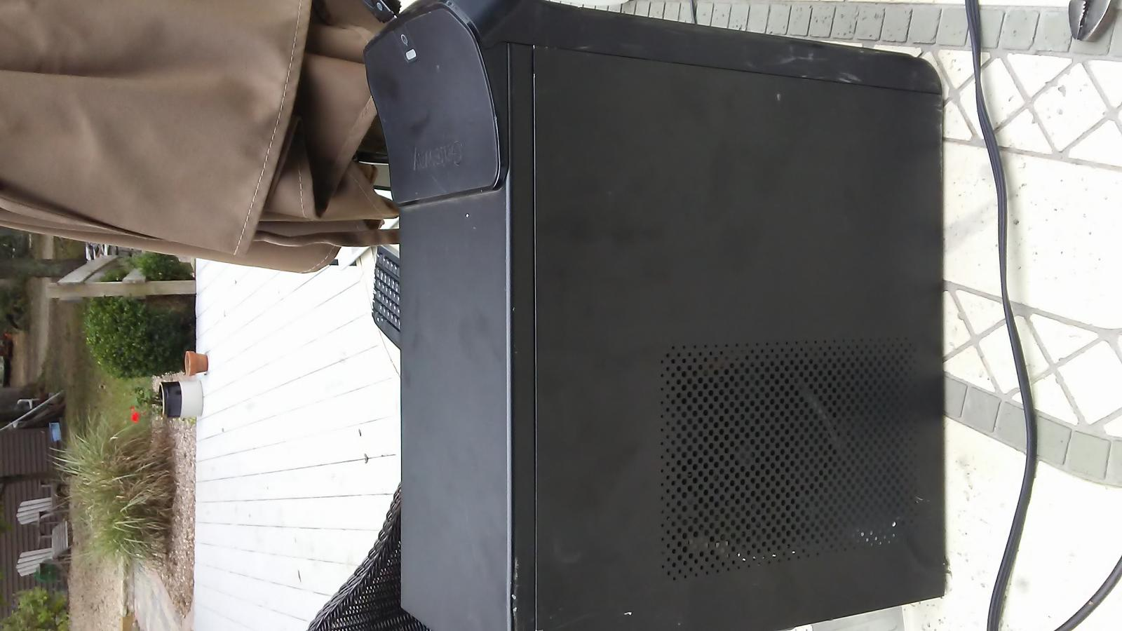 Photo of gateway desktop core i5 3330 1 tb hard drive 8gb ddr3