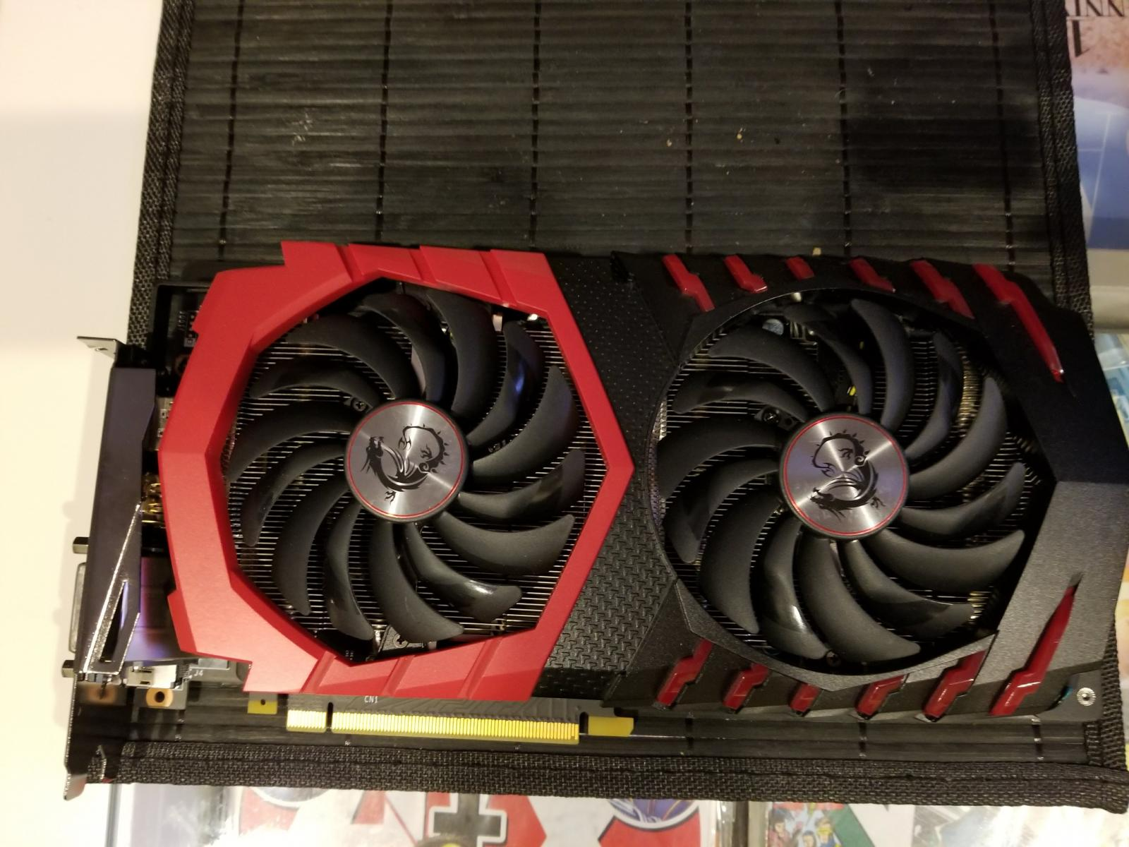 Photo of MSI Geforce GTX 1060 Gaming X 6G