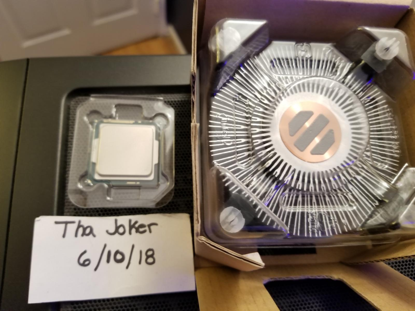 Photo of Selling Intel i5-4690k - Never been overclocked - Stock CPU Never Used