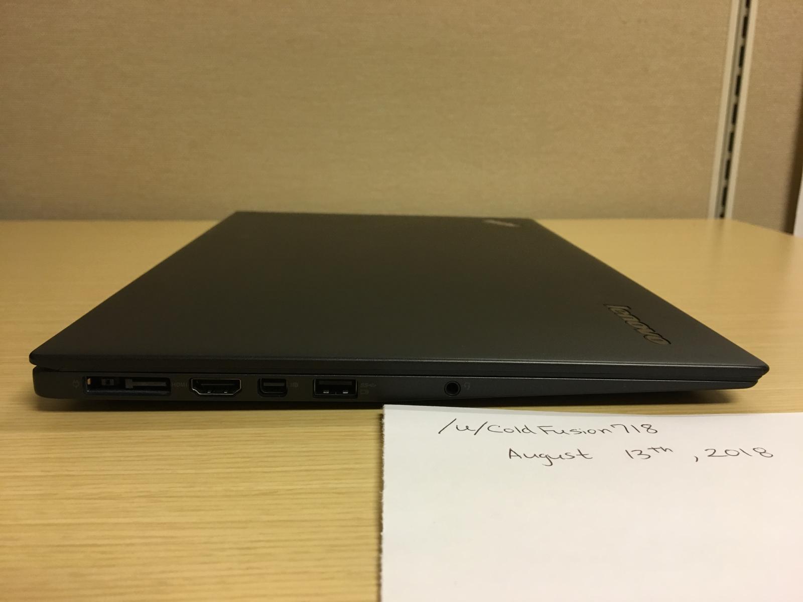 Photo of Lenovo X1 Carbon 3rd Generation ThinkPad