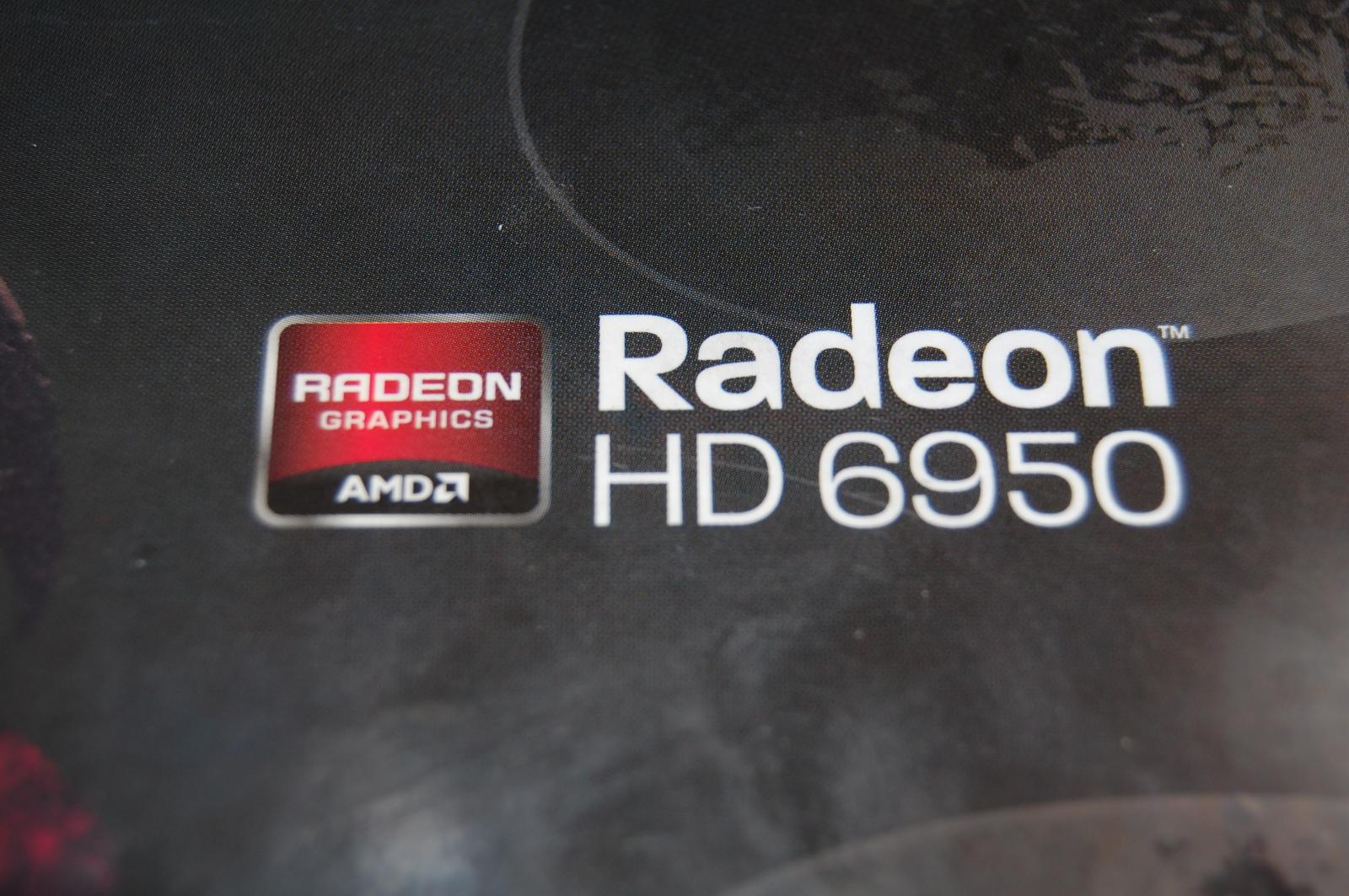 Photo of AMD Radeon HD 6950 2 GB