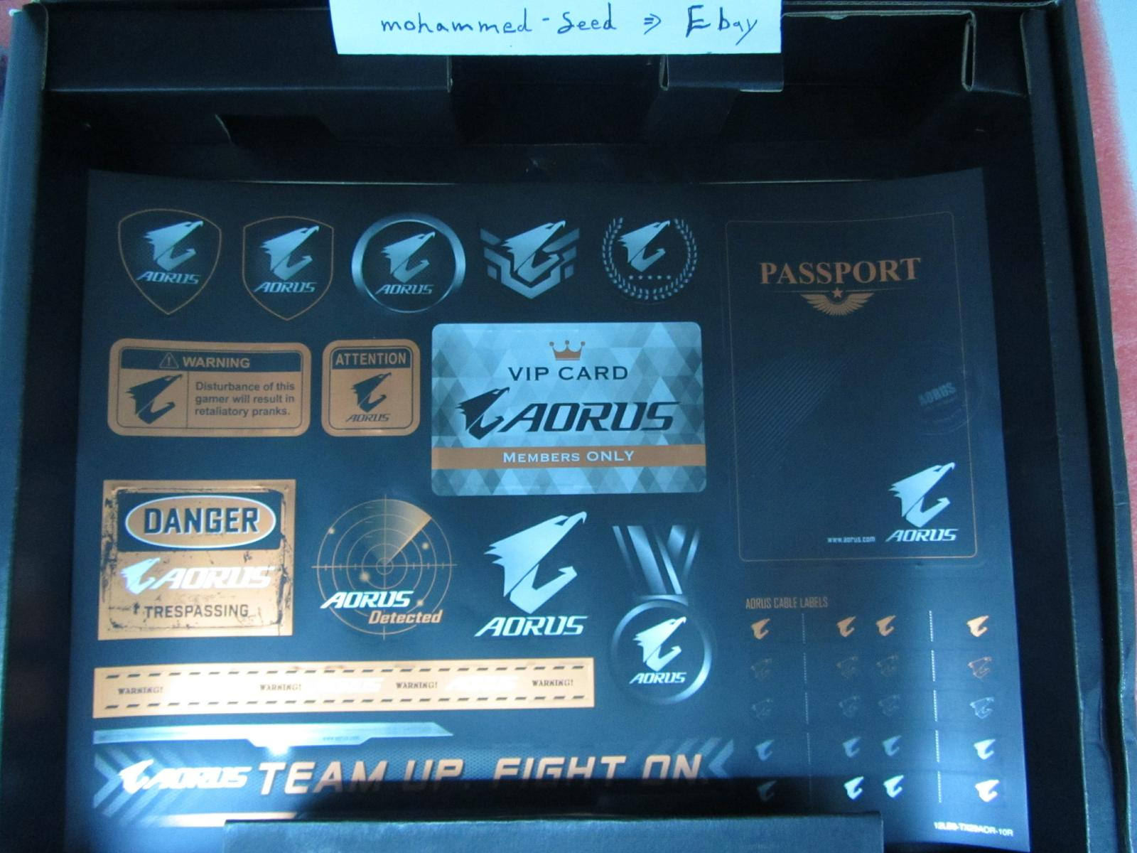 Photo of GIGABYTE AORUS X299 AORUS Gaming 3 LGA 2066 Intel X299 {NEW}