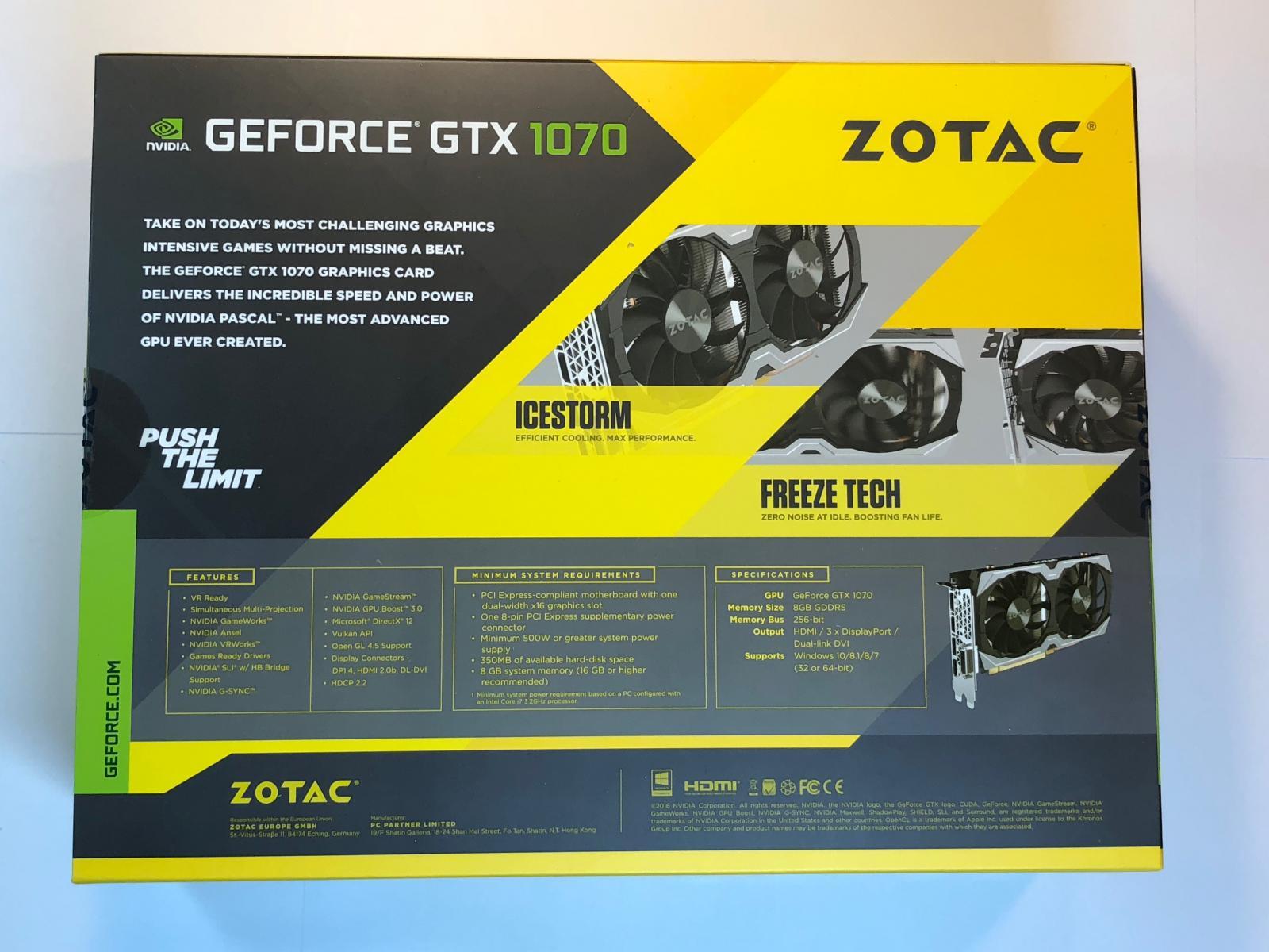 Photo of Zotac 1070 Mini
