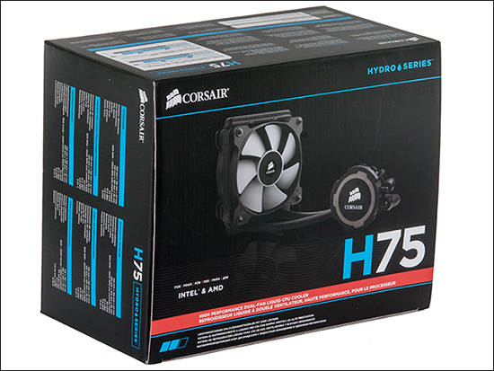 Photo of Corsair H75