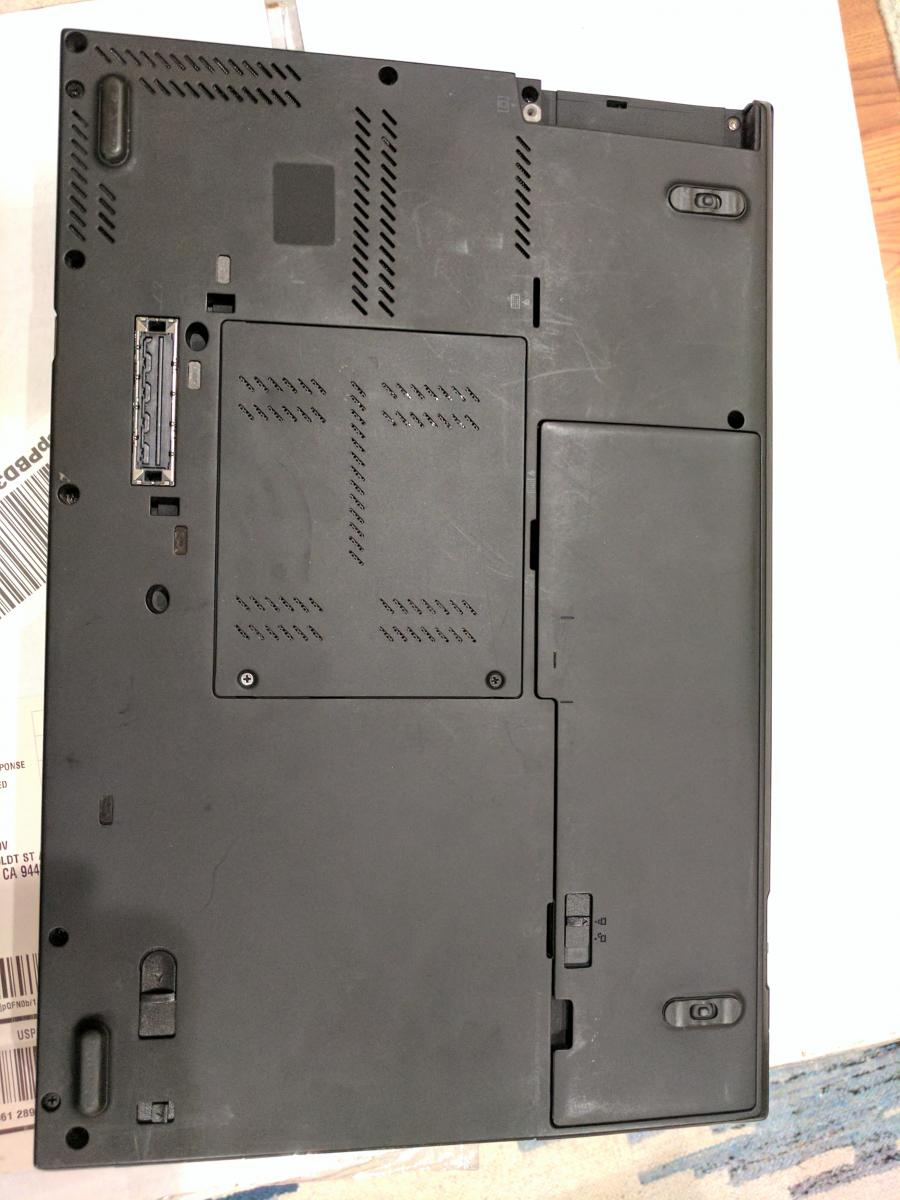 Photo of Lenovo Thinkpad T430S: Core i7, 8GB RAM, 128GB SSD