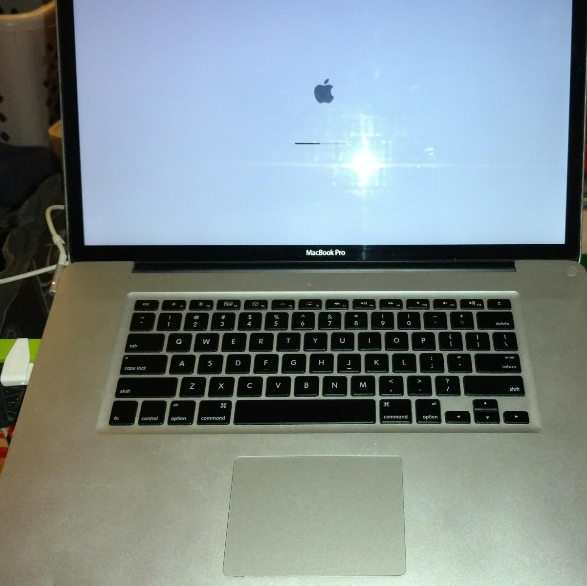 Photo of 2010 MacBook Pro 17
