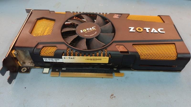 Photo of Zotac GTX-570 1280MB PCI-E