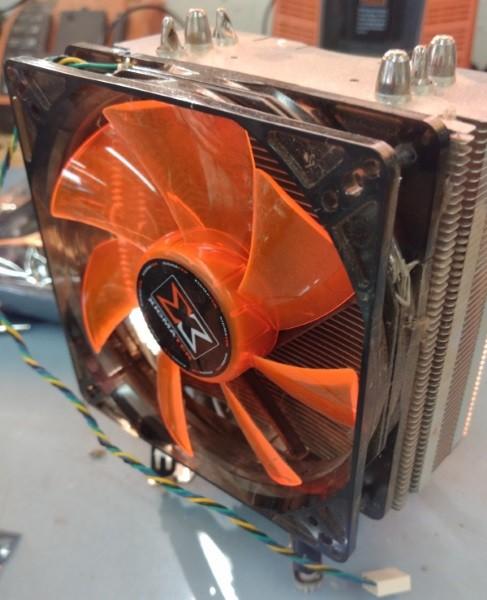 Photo of CPU/MB/RAM Combo