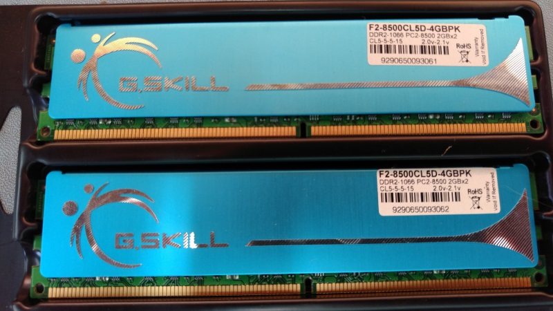 Photo of G.Skill F2-8500CL5D-4GBPK (2x2GB)