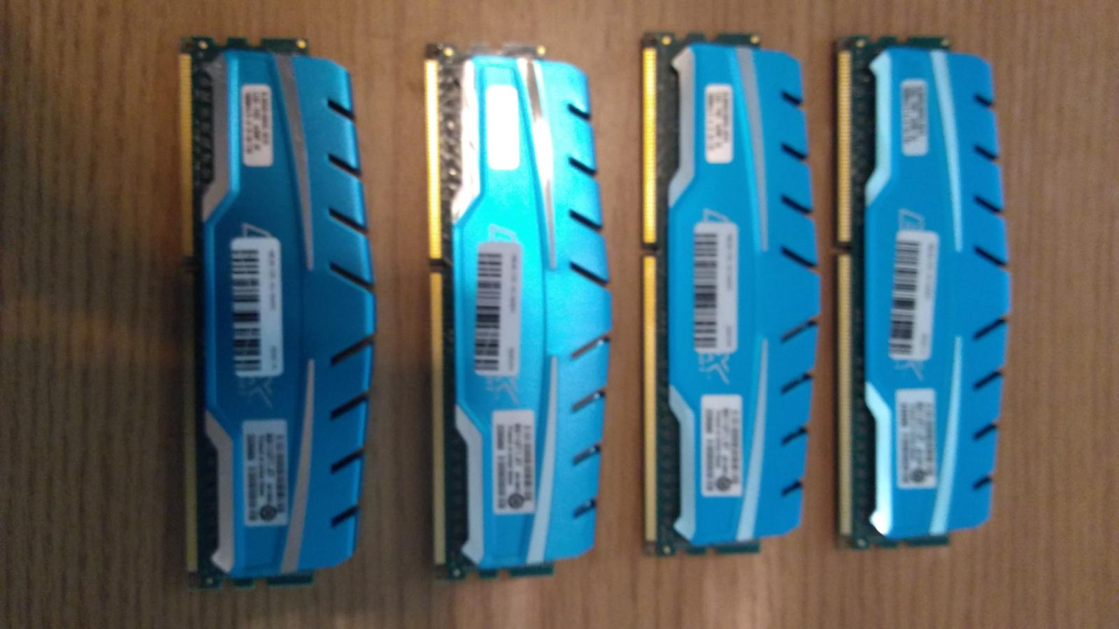 Photo of Ballistix Sport XT 32GB (4 x 8GB) 32GB DDR3 1600