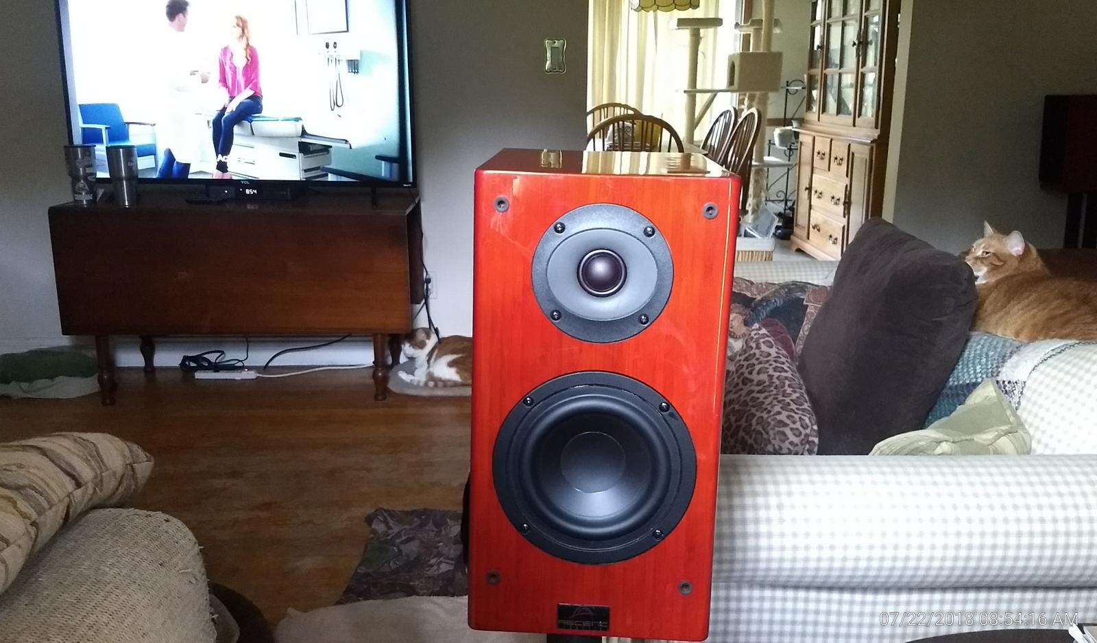 Photo of Ascend Acoustic Sierra-1 Speakers