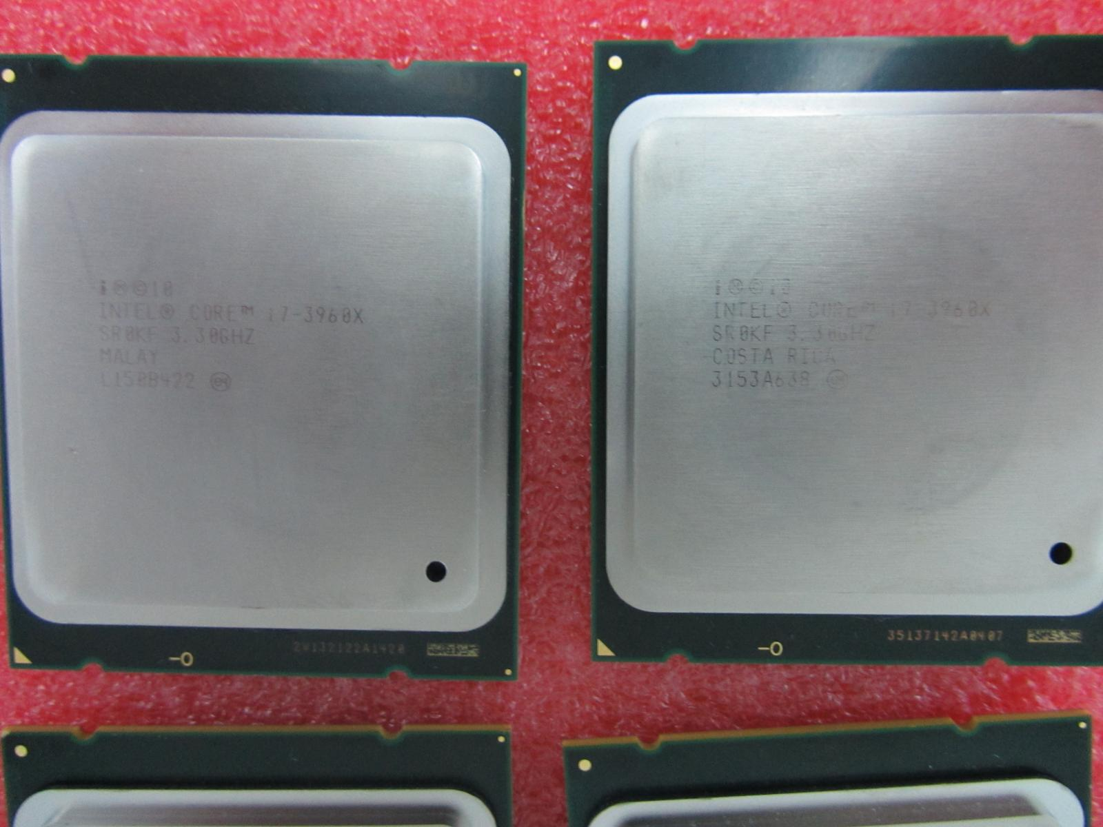 Photo of Intel Core I7 3960X