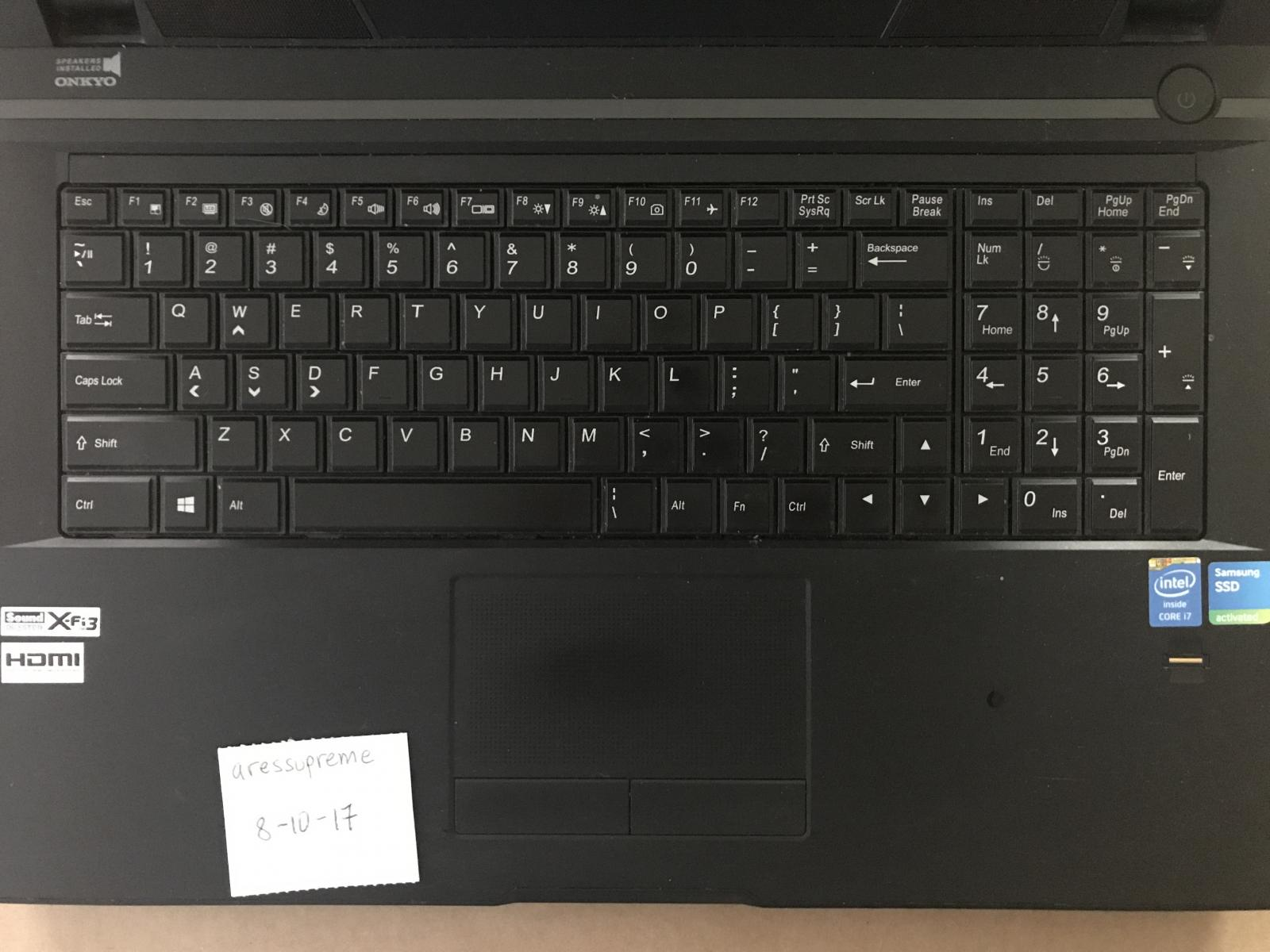 Photo of Sager NP9377 / Clevo P377SM-A High-End Gaming Laptop