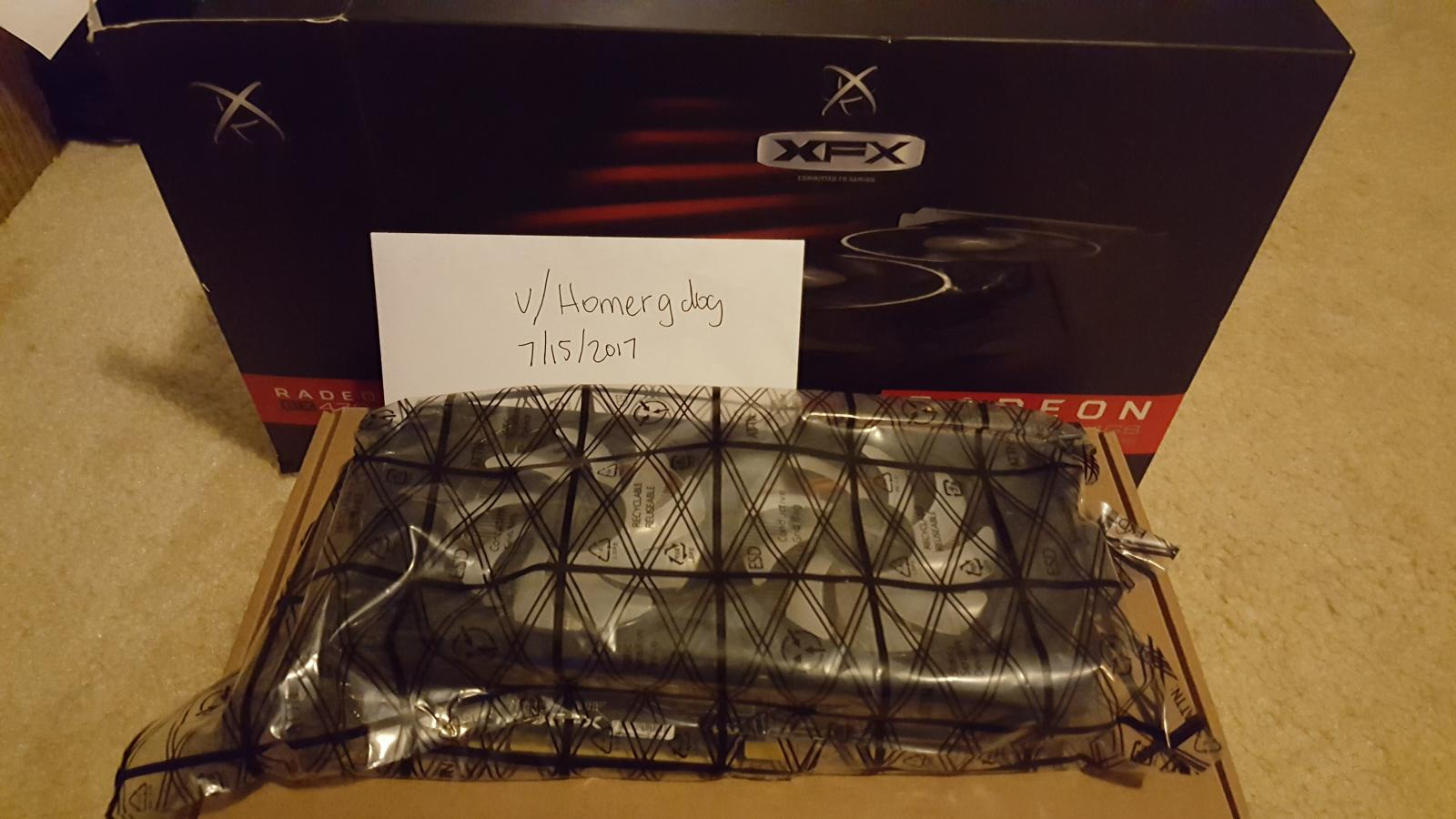 Photo of XFX AMD Radeon RX 470 4GB