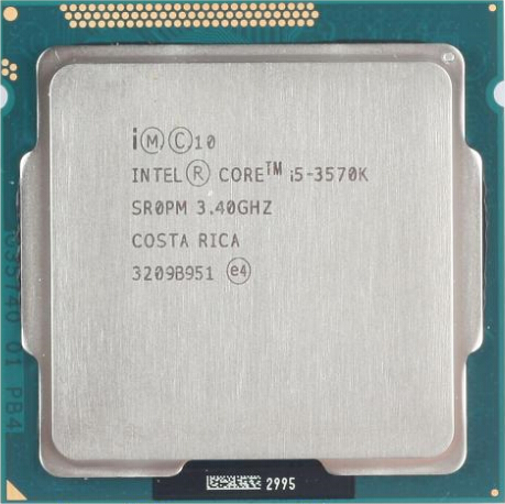 Photo of Intel i5 3570k