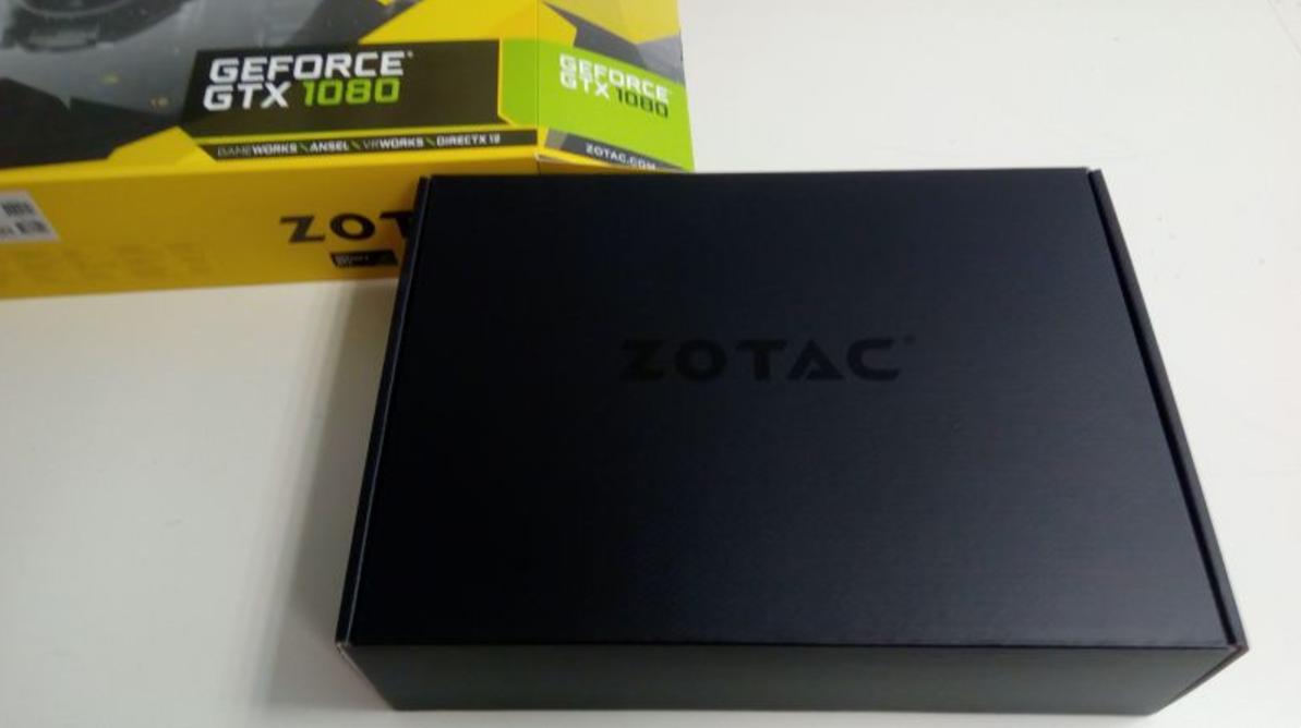 Photo of Zotac GeForce GTX 1080 Mini 8GB *BRAND NEW*