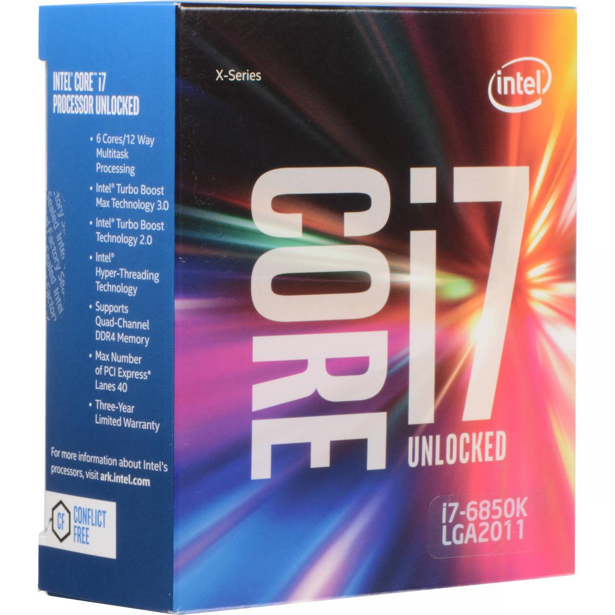 Photo of Intel i7 6850k BNIB