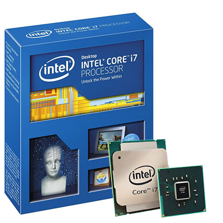Photo of Intel Core i7 5820K Haswell-E 6-Core 3.3 GHz LGA 2011-V3 [Brand New]