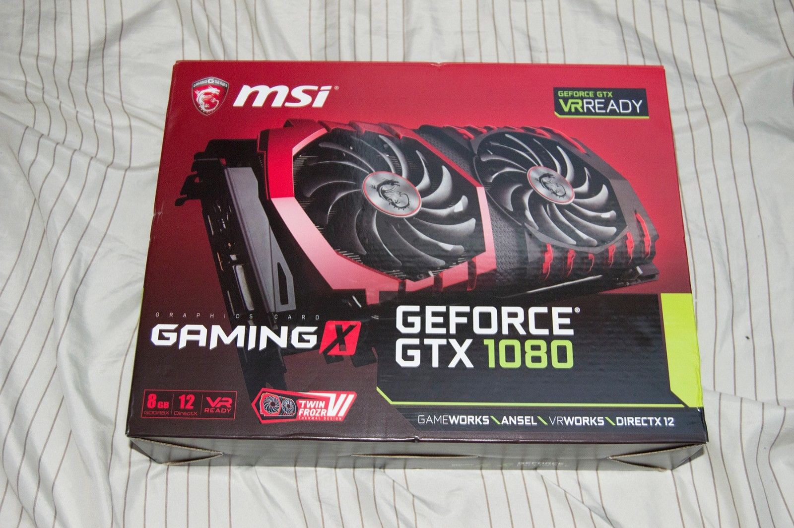 Photo of MSI Gaming X GTX 1080