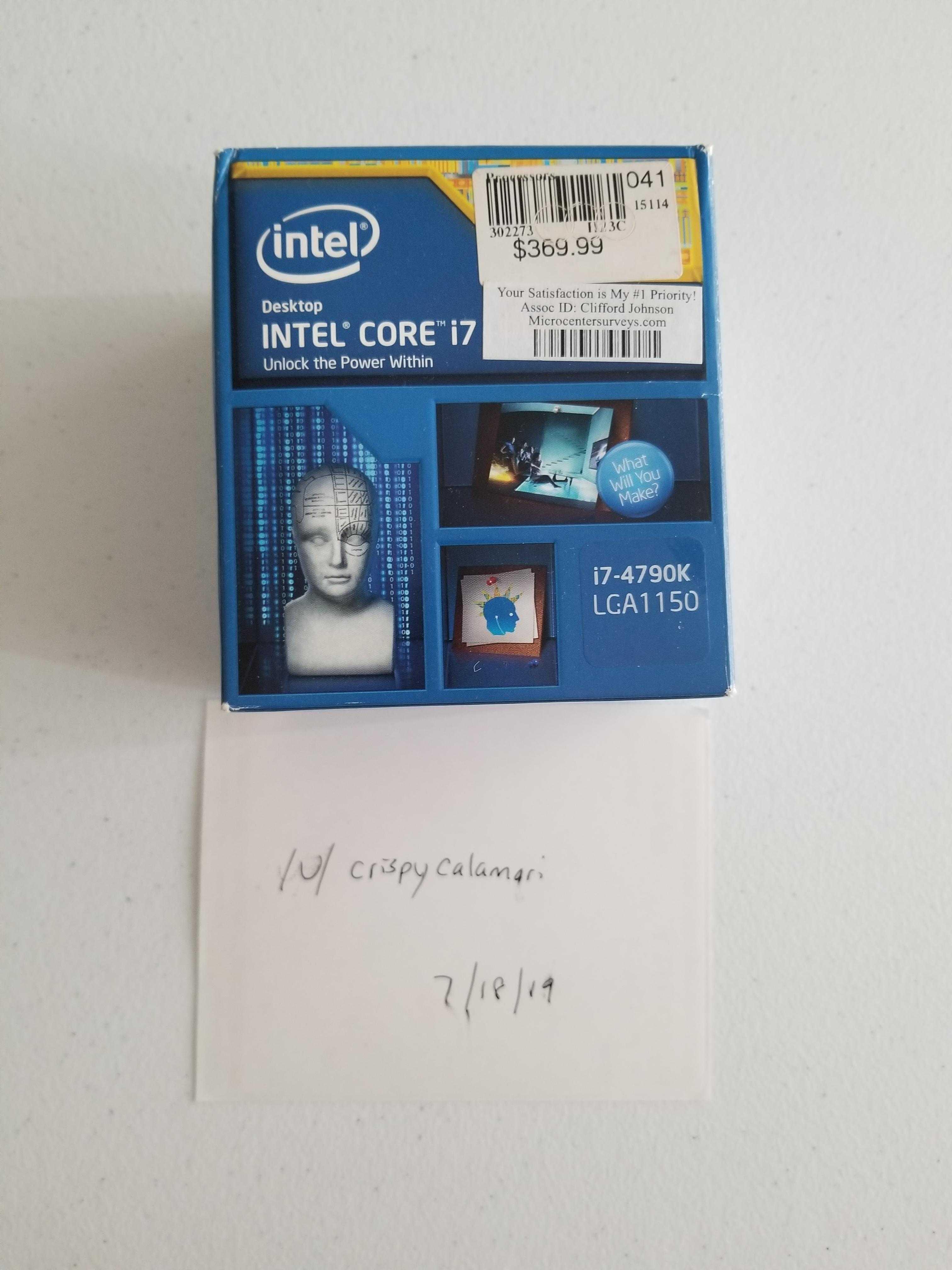 Delidded 4790k, 16GB DDR3 Ram, MSI Z97 Gaming 5 Motherboard For Sale