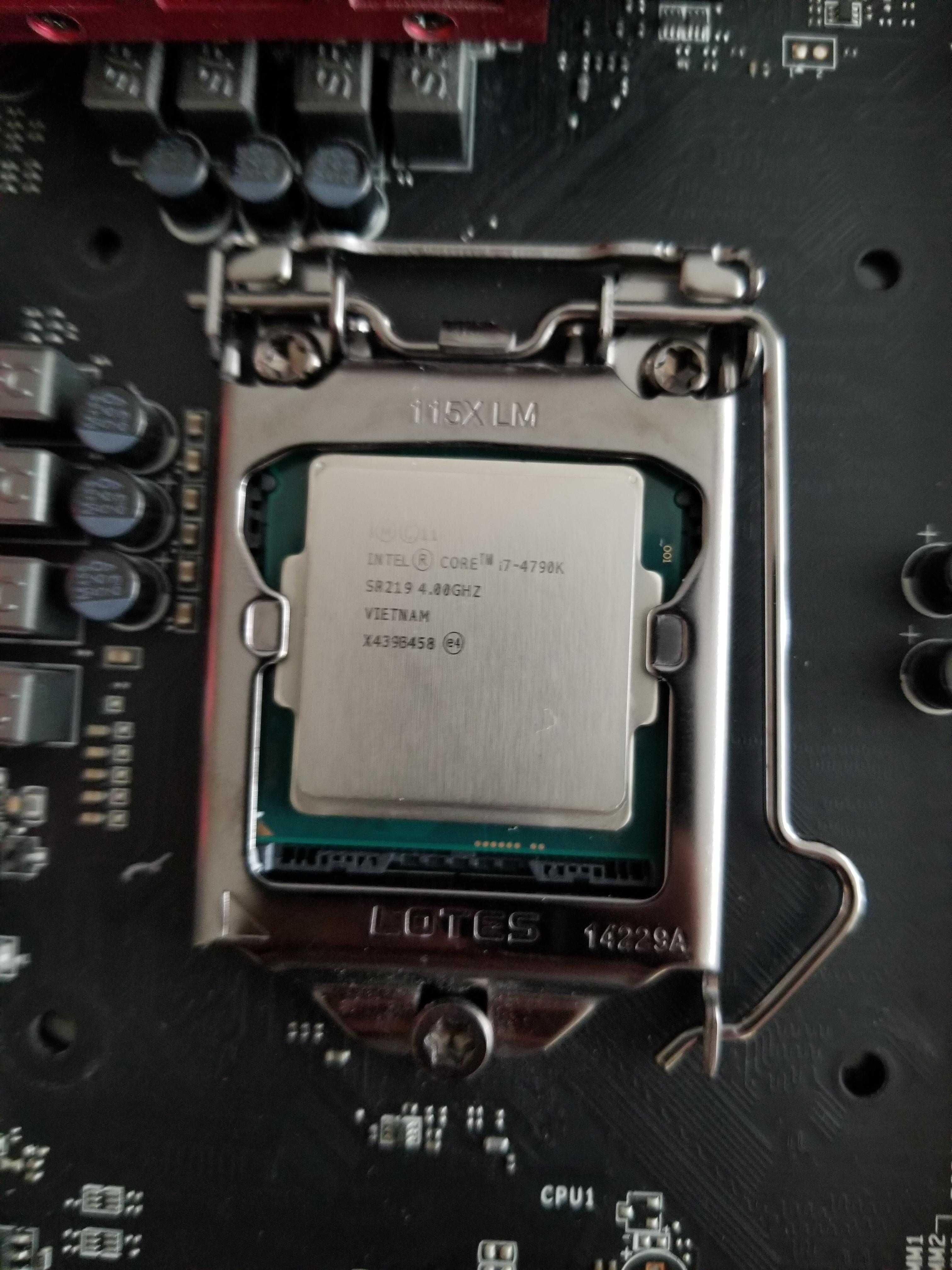 Delidded 4790k, 16GB DDR3 Ram, MSI Z97 Gaming 5 Motherboard