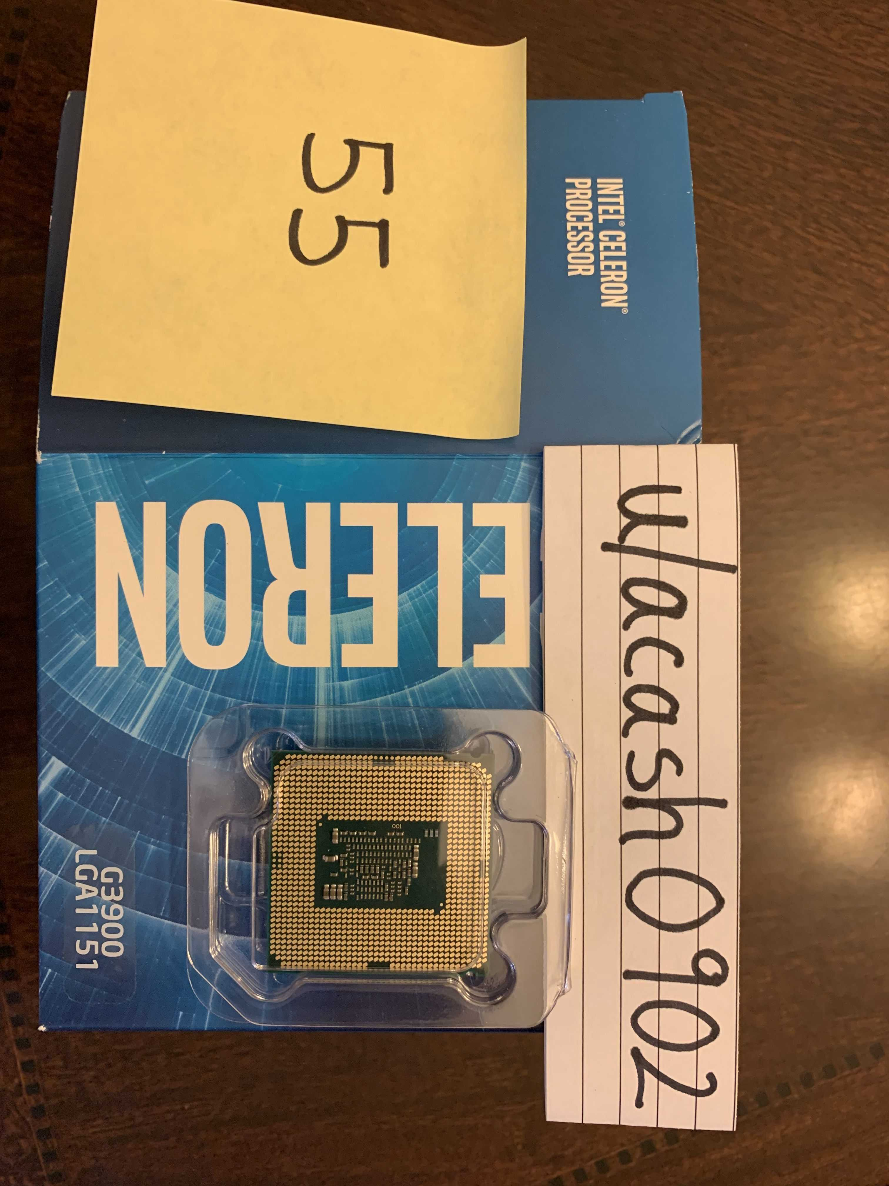 Intel Celeron G3900 For Sale Heatware Com