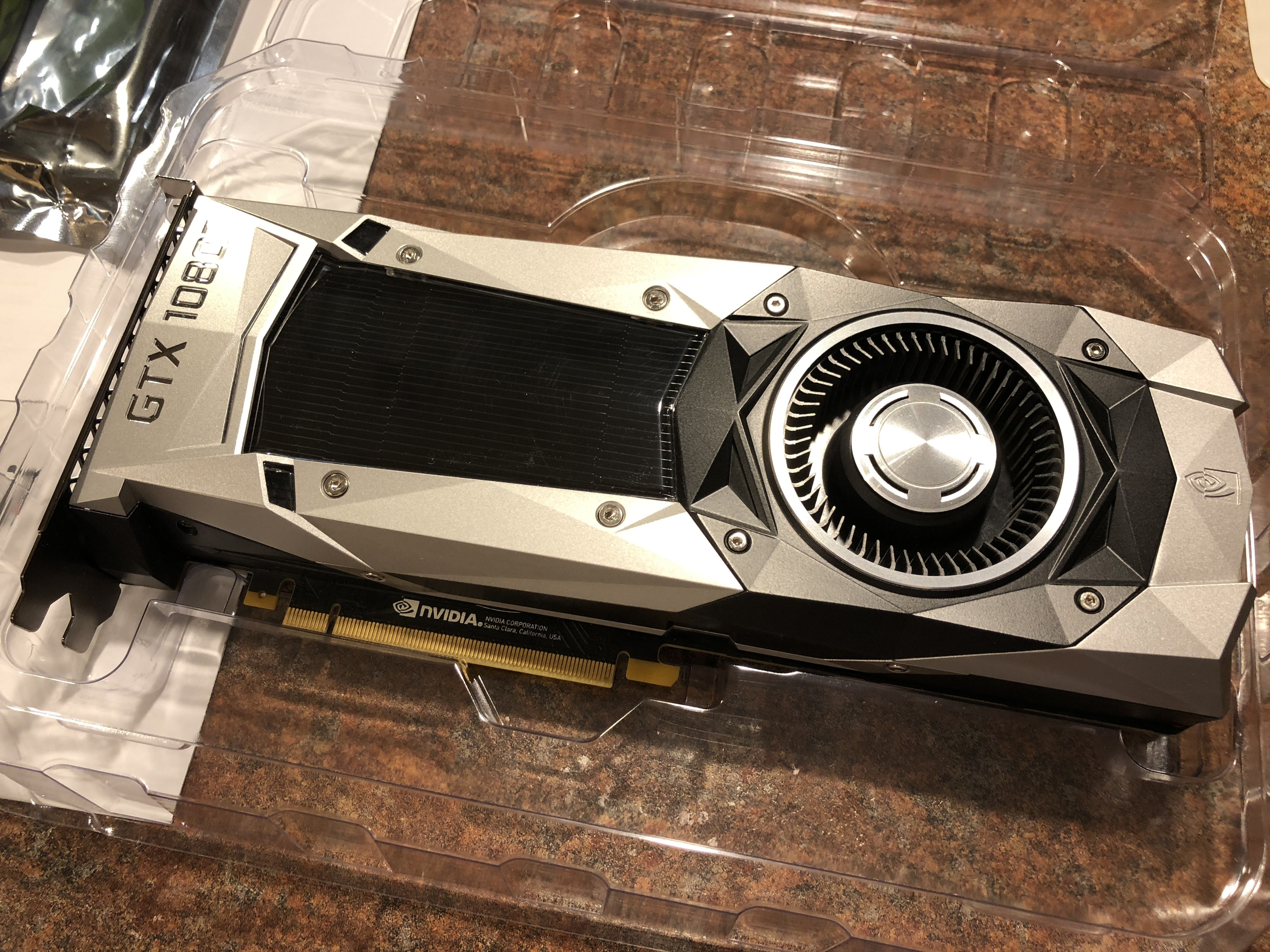 Used Water Tanks For Sale >> EVGA GTX 1080 Ti Founders Edition For Sale | HeatWare.com
