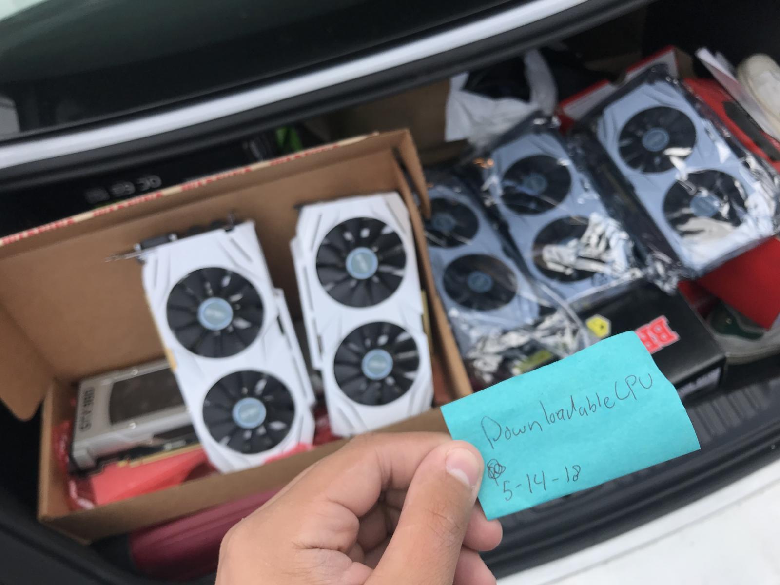 Photo of [USA-MN][H] 5 ASUS GTX 1060 6GB Dual , GTX 980 FE