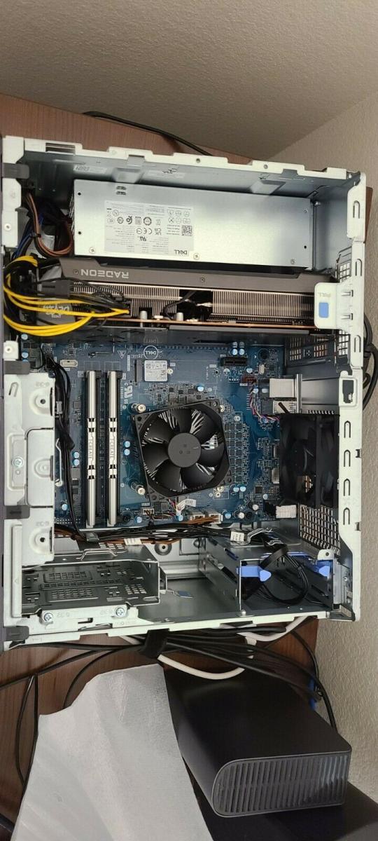 Photo of Dell XPS 8940(i5 11400,AMD RX Radeon 6600XT, 16 GB RAM, 512 GB SSD,Wifi/BT) PC
