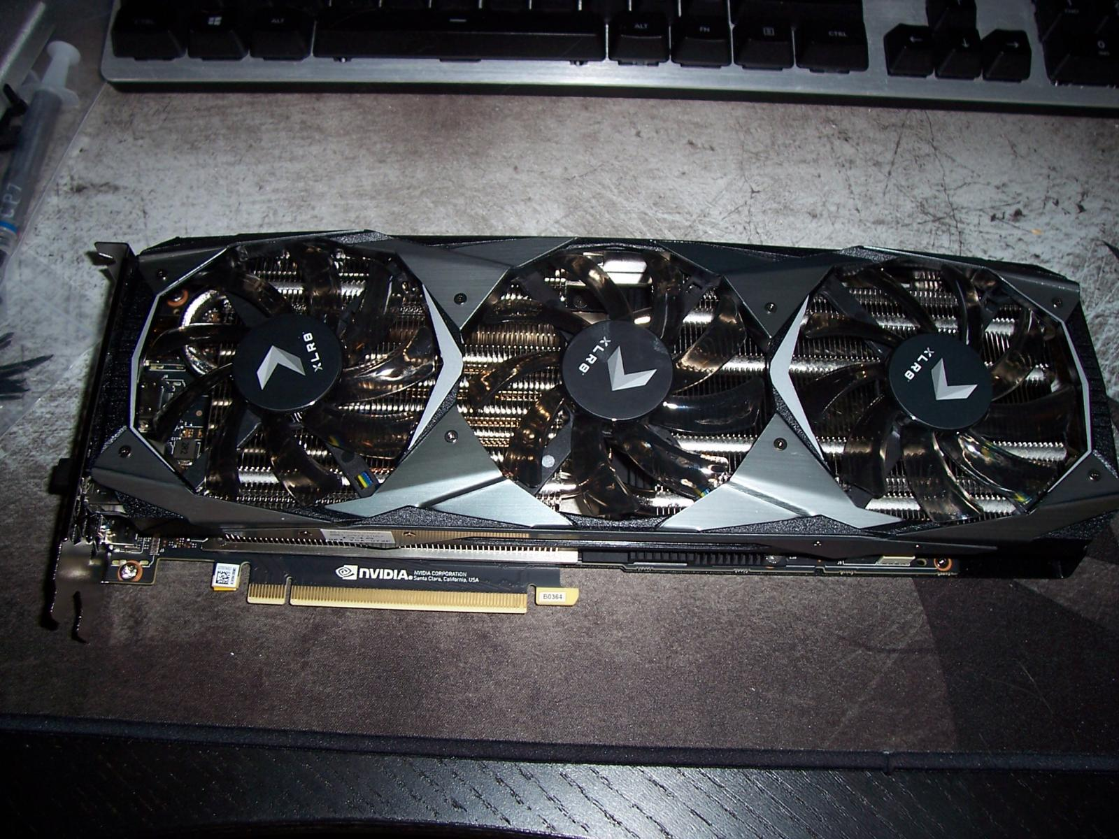 Photo of PNY XLR8 GeForce RTX 2080ti