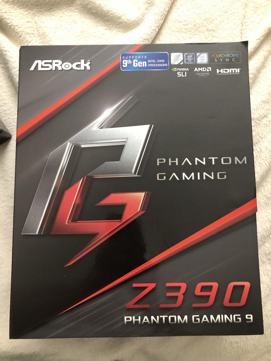 Photo of ASRock Z390 Phantom Gaming 9