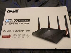 Photo of ASUS AC3100 3167 Mbps 8-Port Gigabit Router (RT-AC88U)