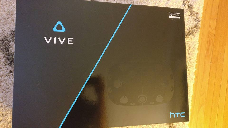 Photo of HTC Vive - Like New condition