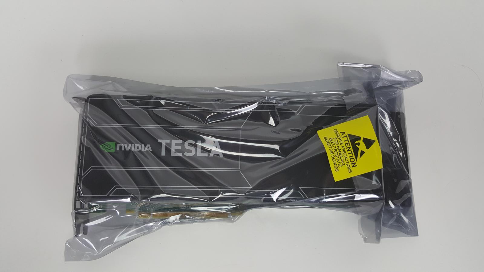 Photo of new in box Tesla K20