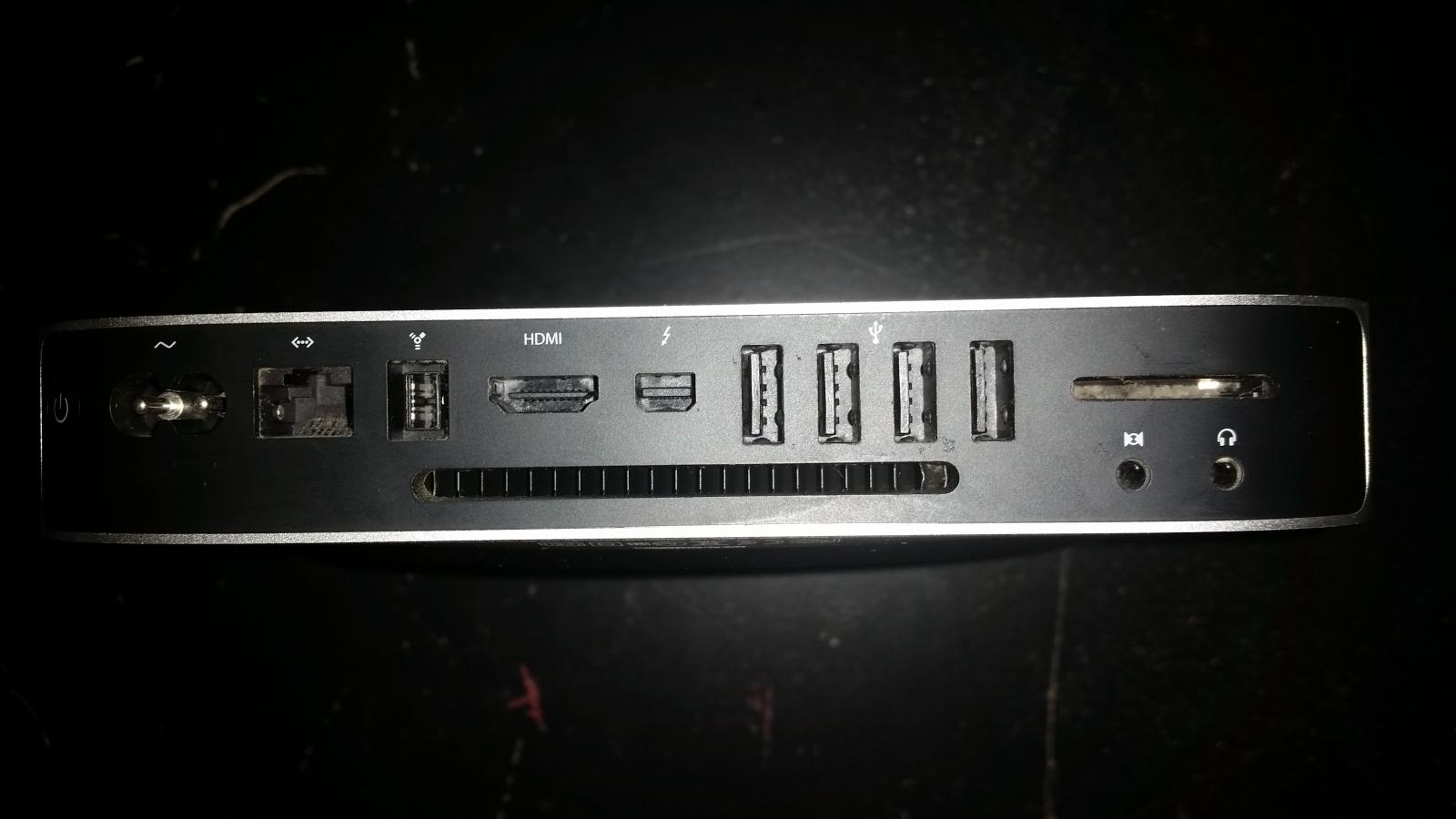 Photo of Mac Mini 2012 A1347