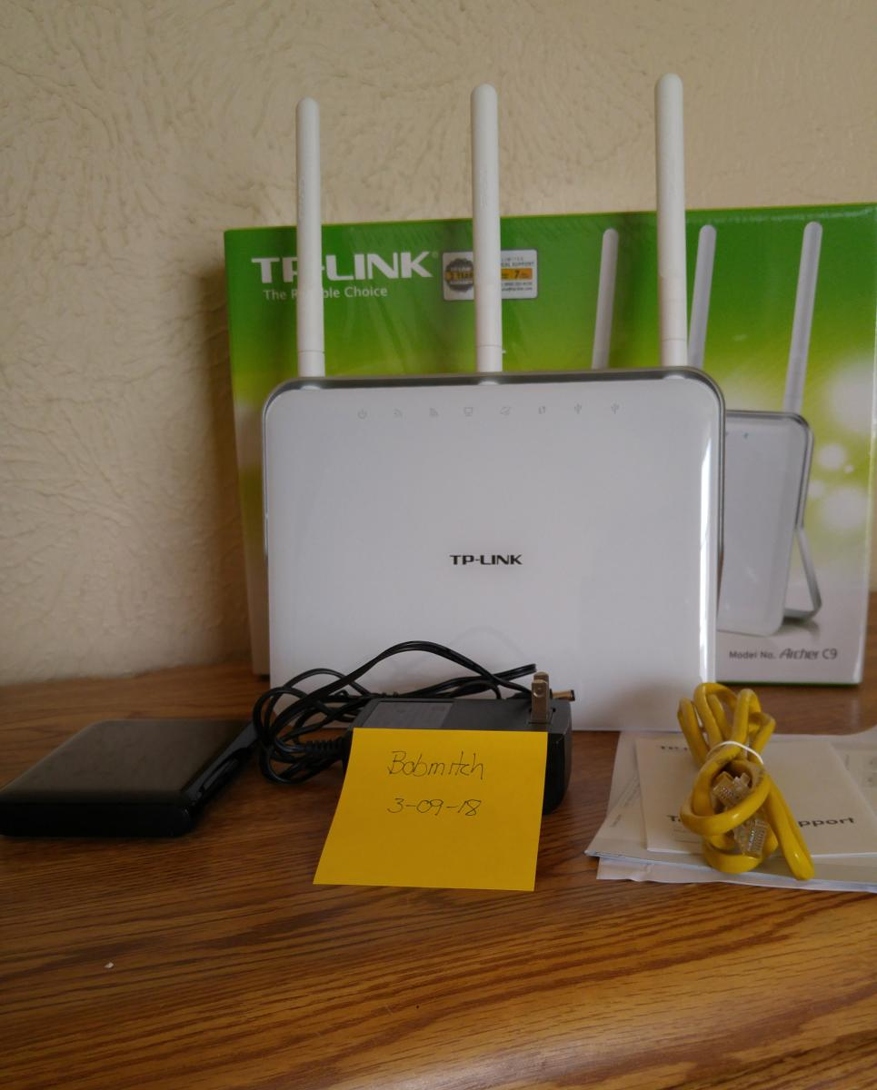Photo of TP-Link C9 (AC1900)