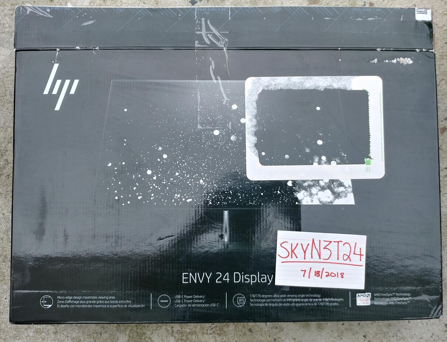 Photo of HP Envy 24