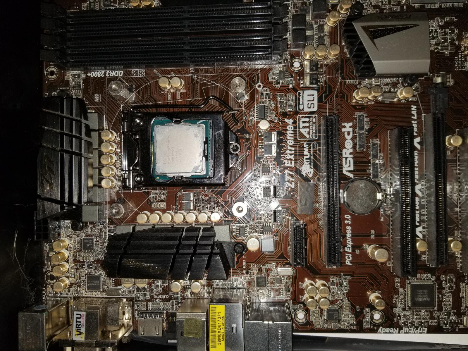 Photo of RX470 / Nvidia 1070 / Motherboards / Ram / PSUs