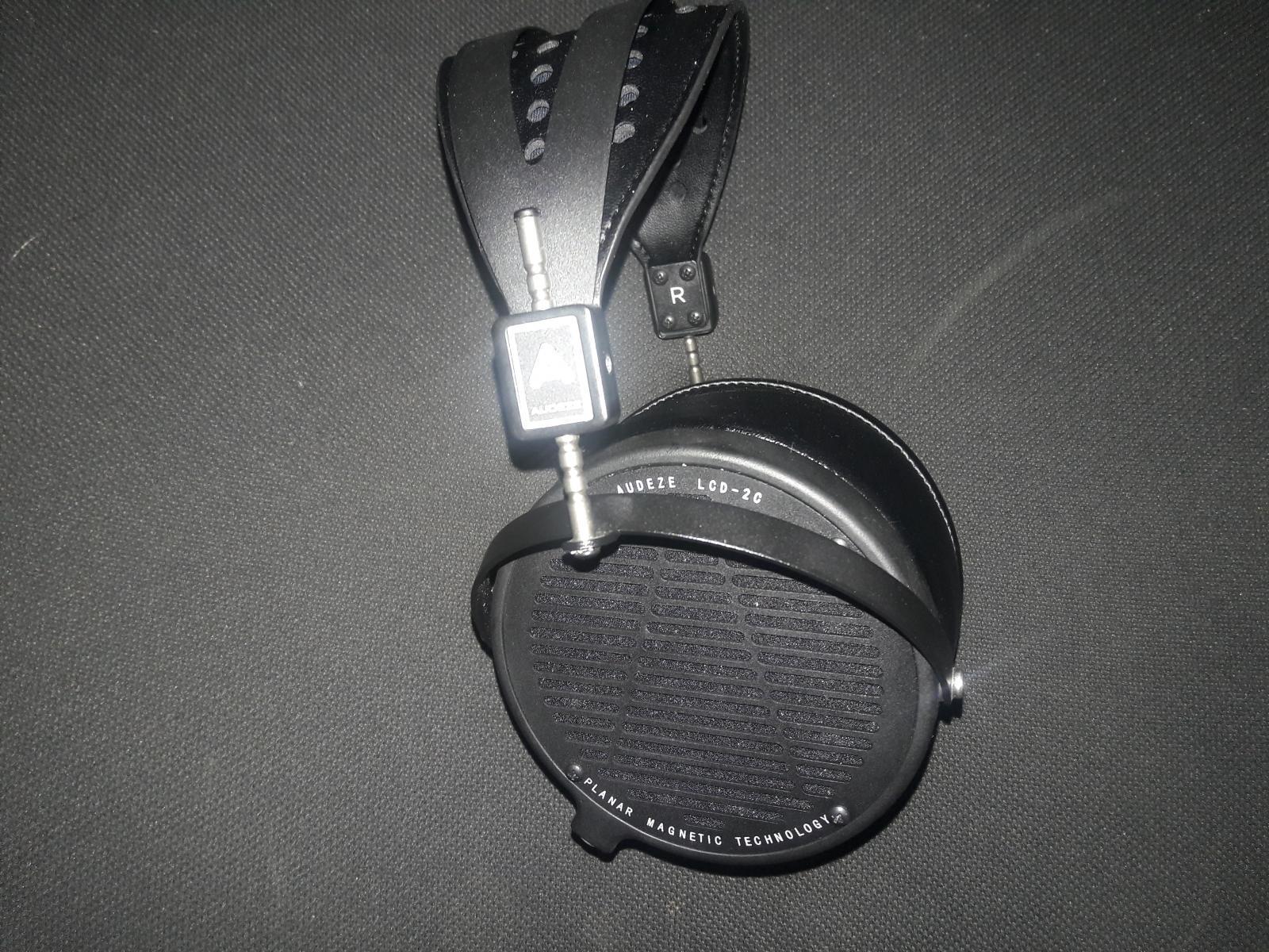 Photo of Audeze LCD-2 Classic Audiophile Headphones