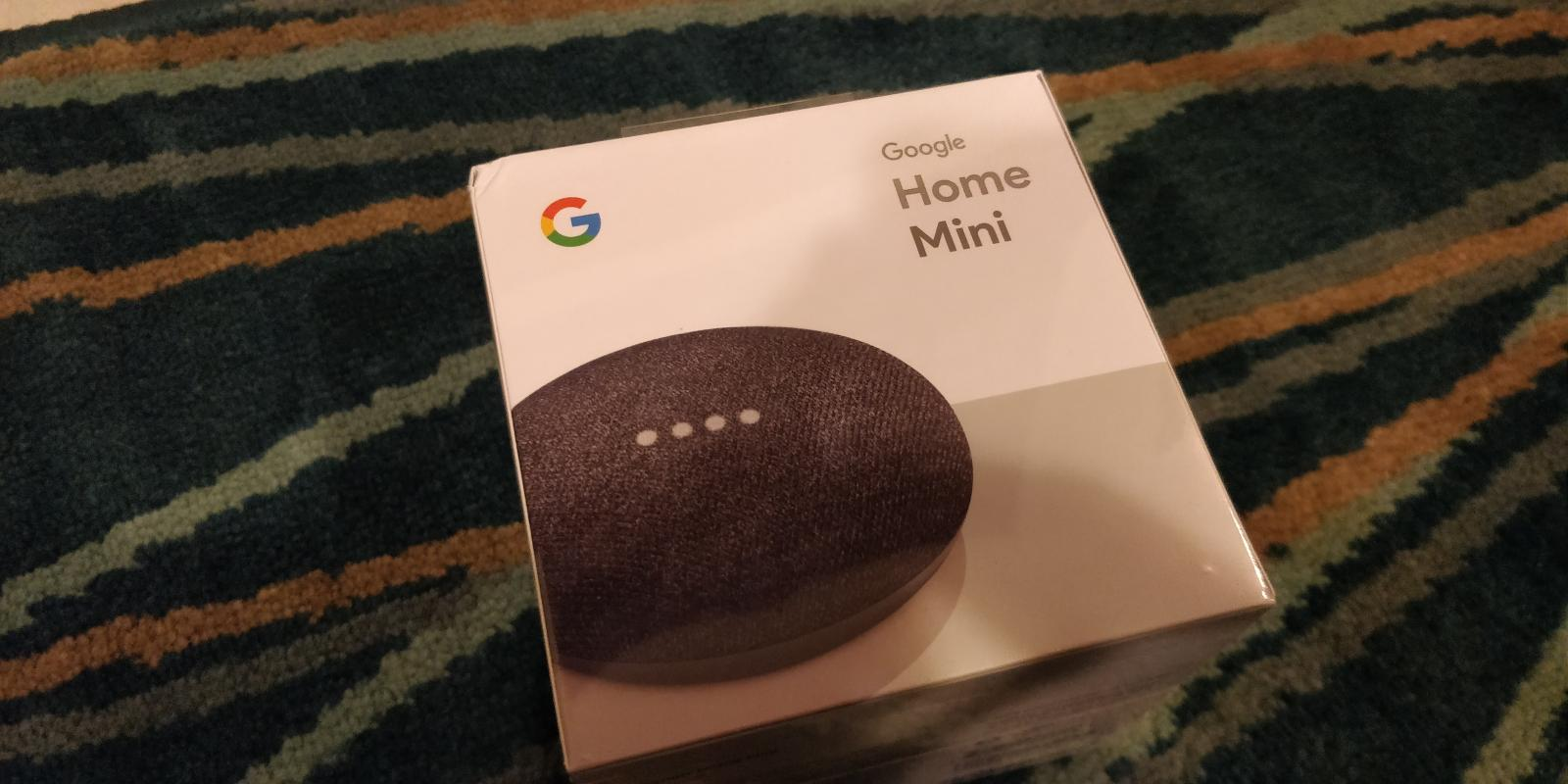 Photo of Google Home Mini - New in Box