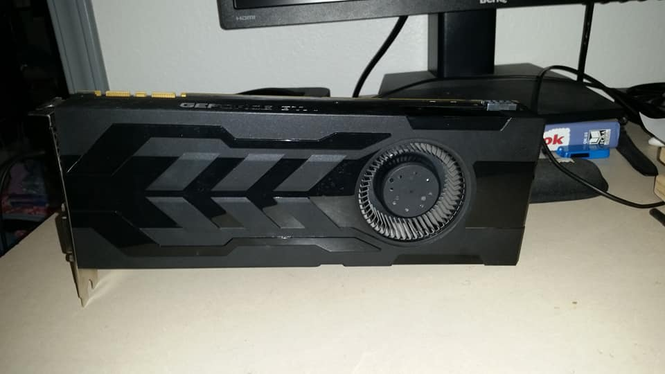 Photo of NVIDIA HP GTX 1070 8GB Free Shipping