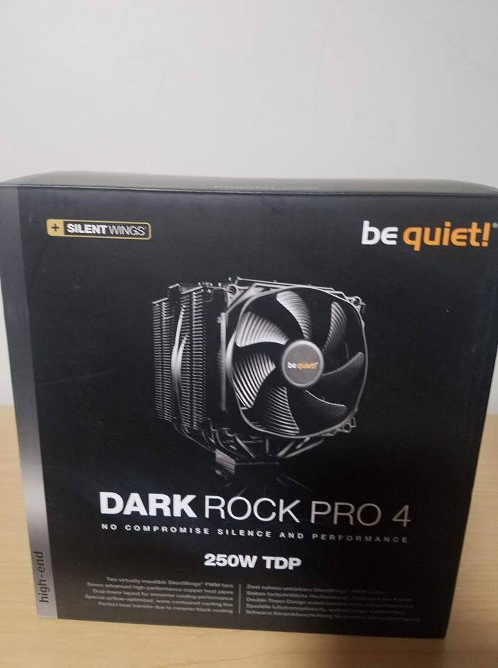 Photo of be quiet! Dark Rock Pro 4 250W CPU Cooler