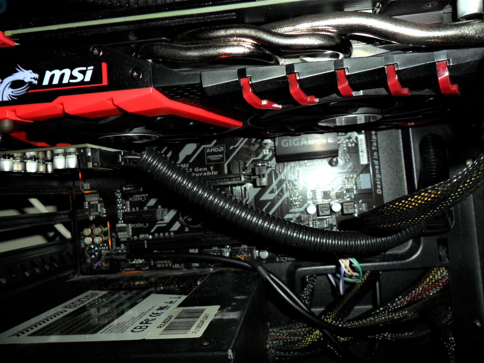 Photo of MSI GTX 1080 Gaming X 8GB
