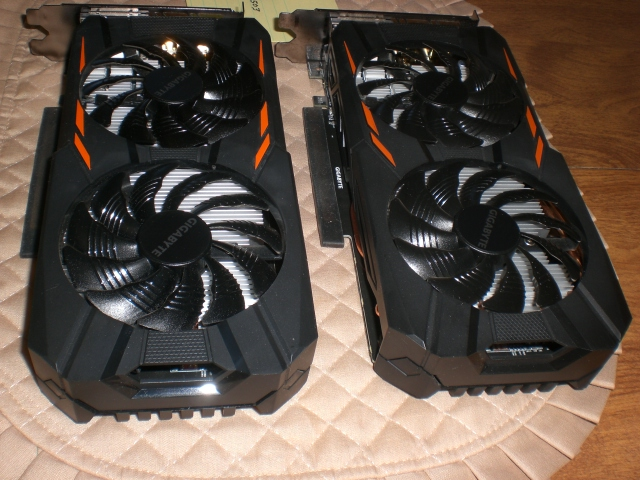 Photo of Gigabyte GeForce GTX 1050ti WindForce OC 4GB Graphic Card