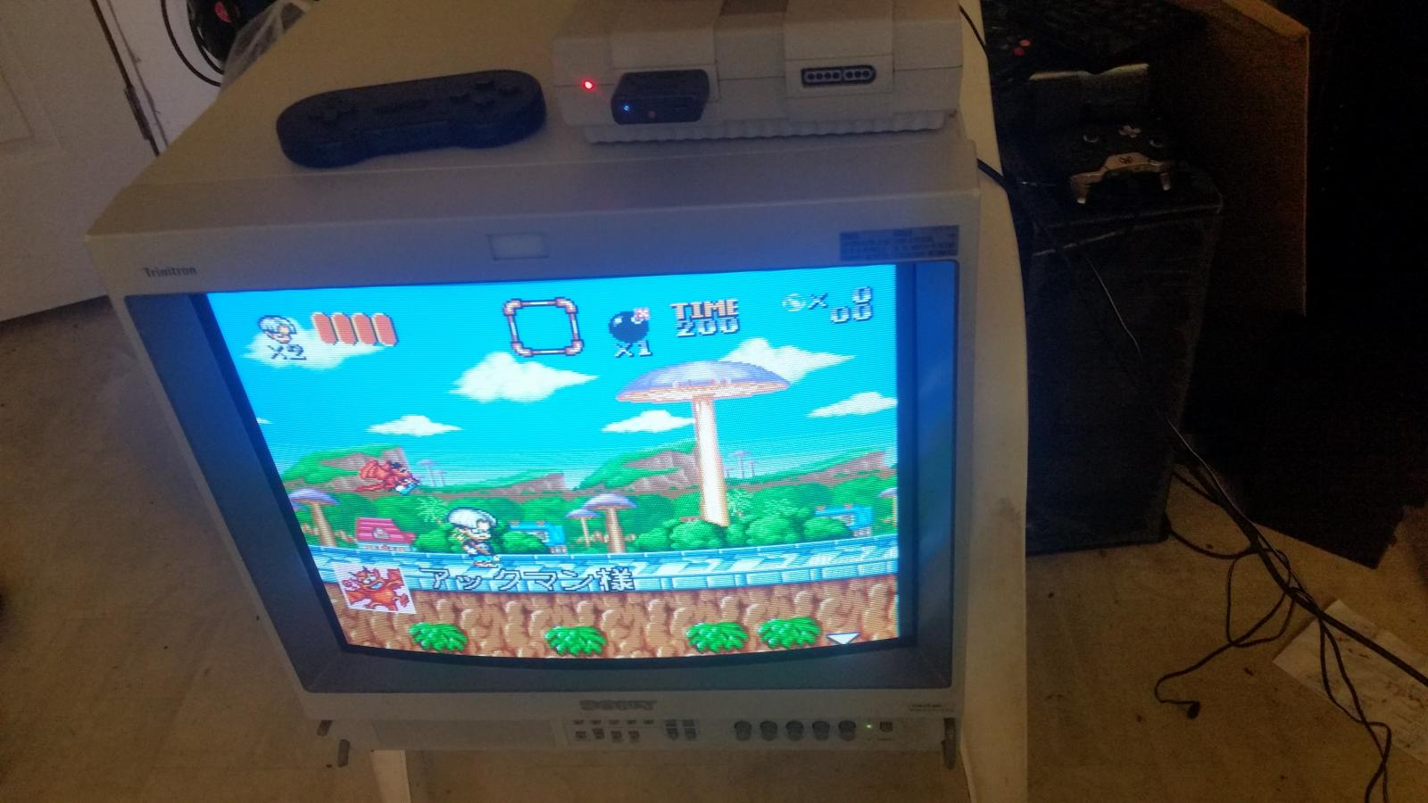 Photo of Sony PVM-20L2MD for Retro Console Gaming