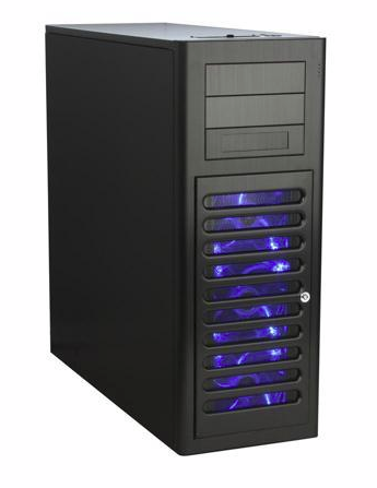 Photo of ABS Tigas 10 hot-swap bay desktop/server