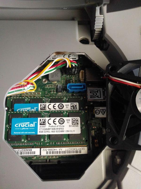 Photo of PlayStation Modded PC case - i5 , 16gb RAM, 1TB M.2 SSD