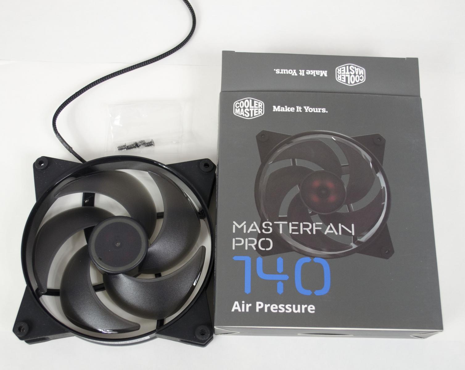 Photo of Cooler Master GeminII S524 Ver2 CPU Cooler w/NEW 140mm Pressure Fan!